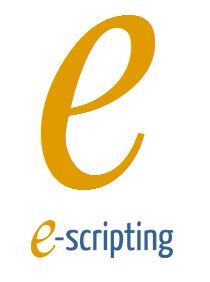 Flexitron SOS - E-Scripting Logo