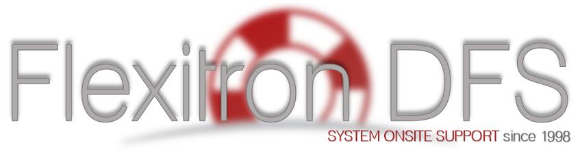 Flexitron DFS Logo