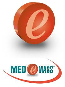 Flexitron SOS - Med-e-Mass Logo